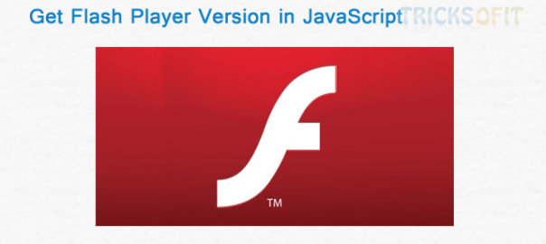 Get Flash Player Version with JavaScript