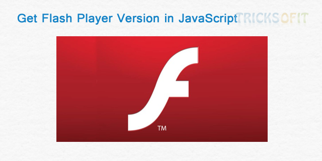 javascript flash player