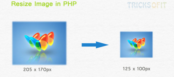 How to Resize Image in PHP