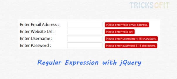 Regular Expression With jQuery Validation