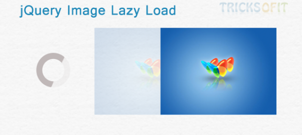 jQuery Image Lazy Load Example
