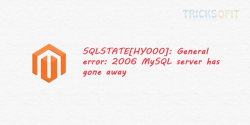 MySQL server has gone away in Magento