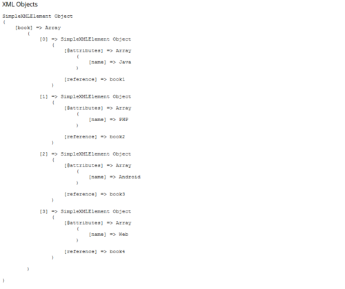 Convert string of XML into an Object